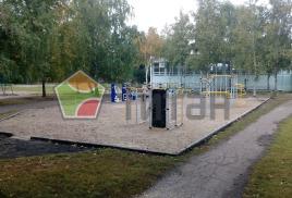 Спортивная тренажерная площадка для Школы №56